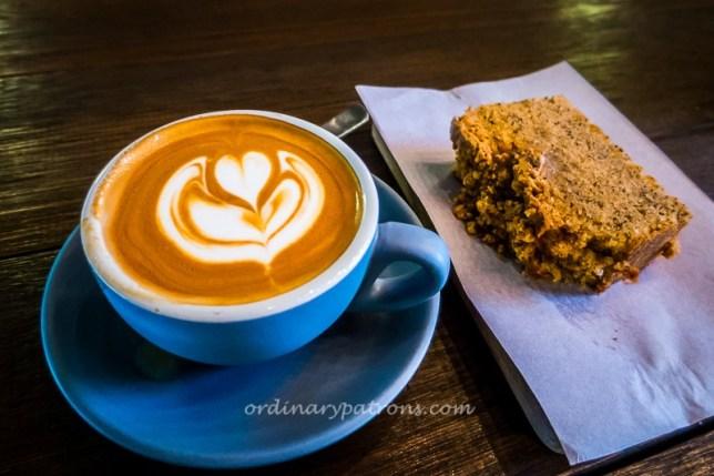 Cafes in Frankel Avenue, best coffee in Singapore