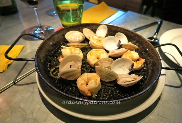 La Taperia Spanish restaurant