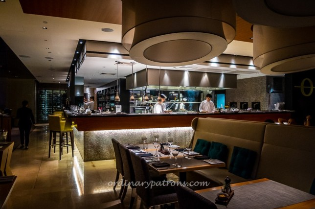 Osia Bar & Restaurant Singapore