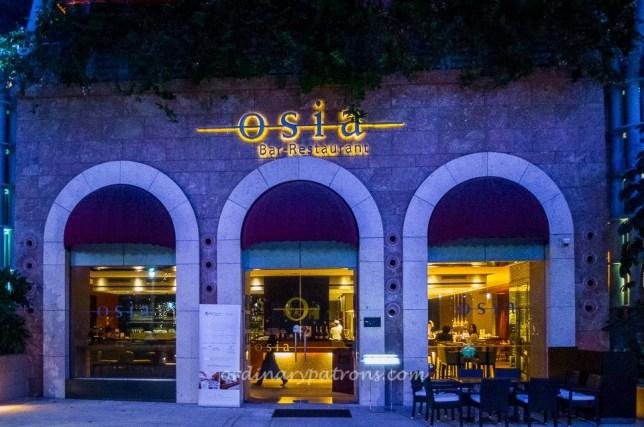 Osia Restaurant @ Sentosa