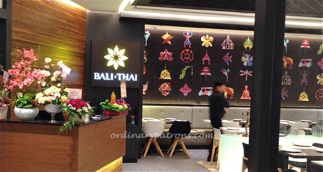 The Seletar Mall Bali Thai Restaurant
