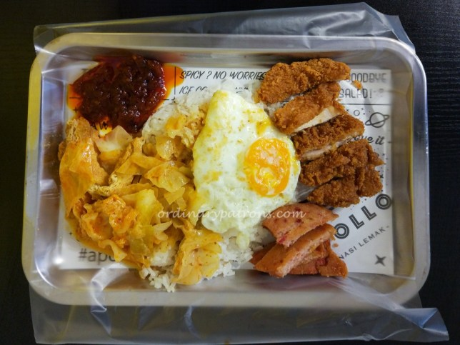 Apollo Nasi Lemak