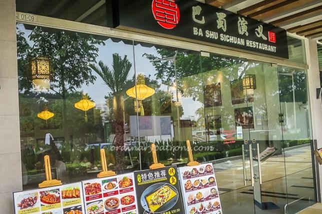 Ba Shu Sichuan Restaurant 巴蜀演义