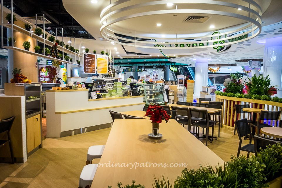 Four Leaves Cafe @ Eastpoint Mall