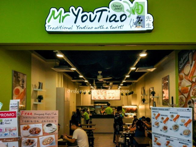 Paya Lebar Square New Food