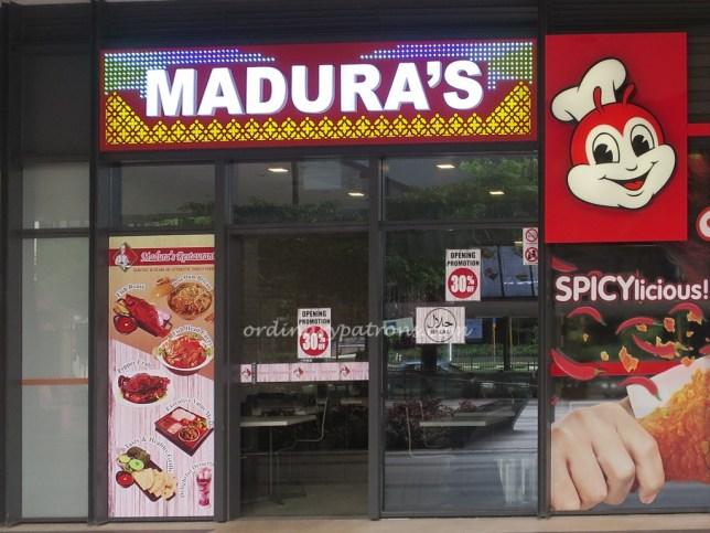 Maduras's Restaurant