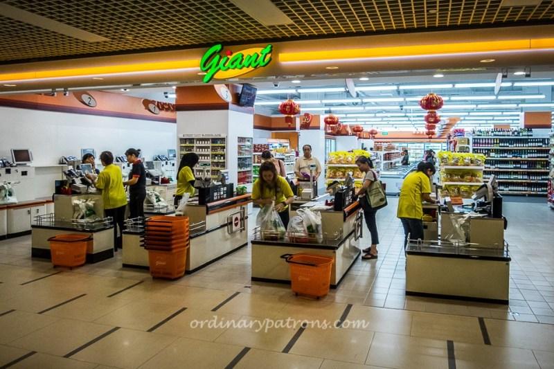 Giant Supermarket Paya Lebar Square