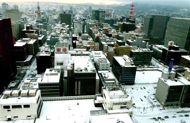 Sapporo winter2