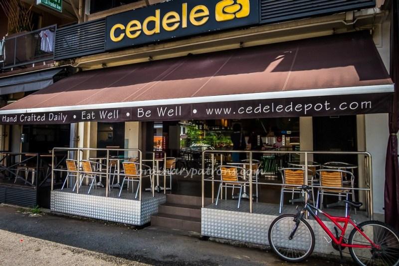 Cedele @ Frankel Avenue