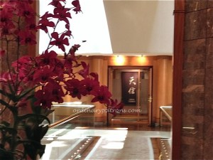 Tempura Tenshin The Regent Hotel09