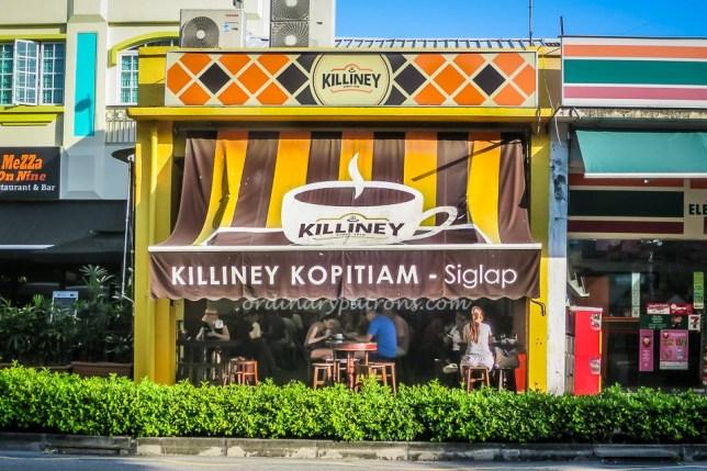 Killiney Kopitiam at Siglap
