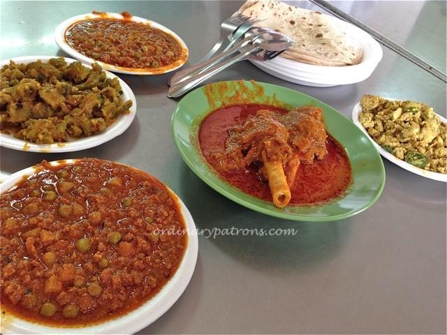 Azmi Chapati Norris Road Little India3