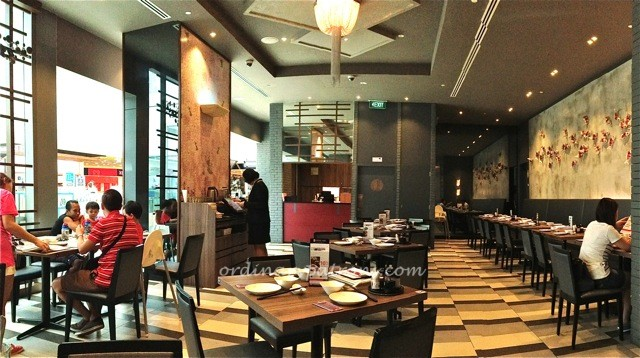 jade restaurant a good value westgate set lunch deal at crystal jade chinese