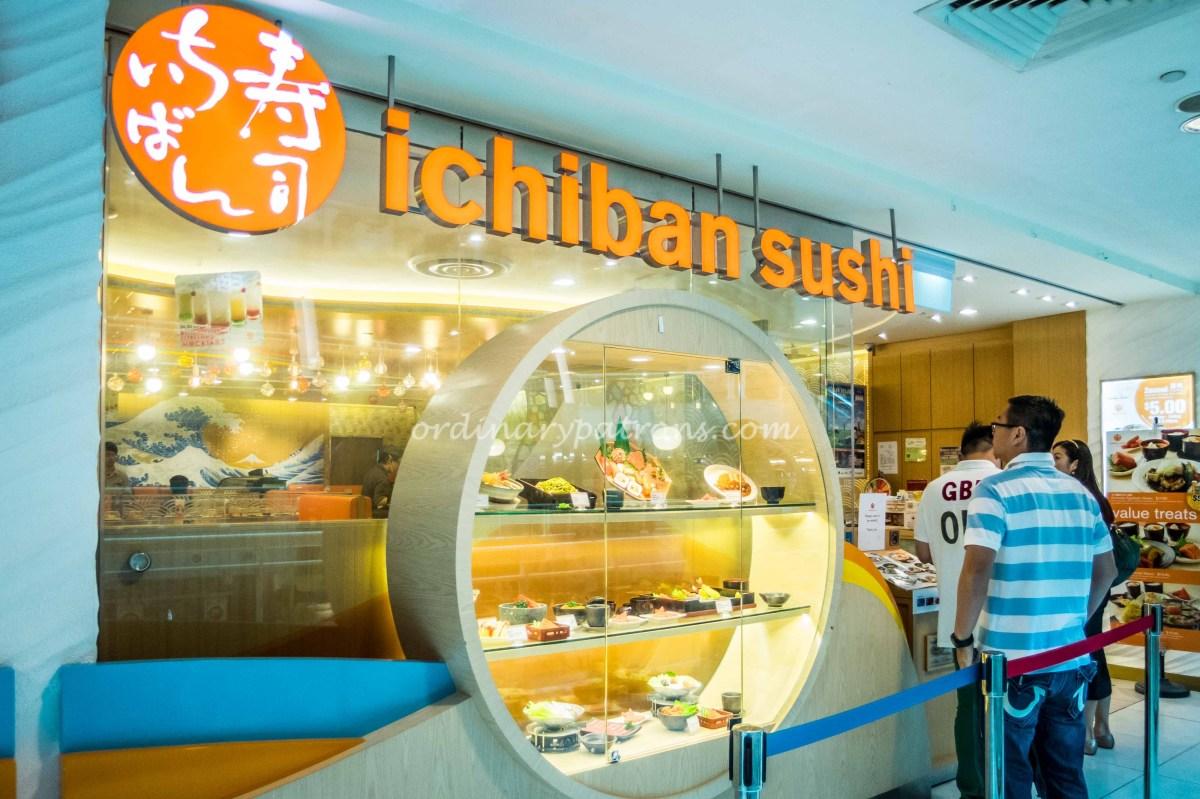Ichiban Sushi Plaza Singapura