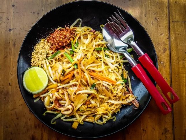 Sukhothai Kitchen Authentic Thai Cuisine, Bugis - Pad Thai