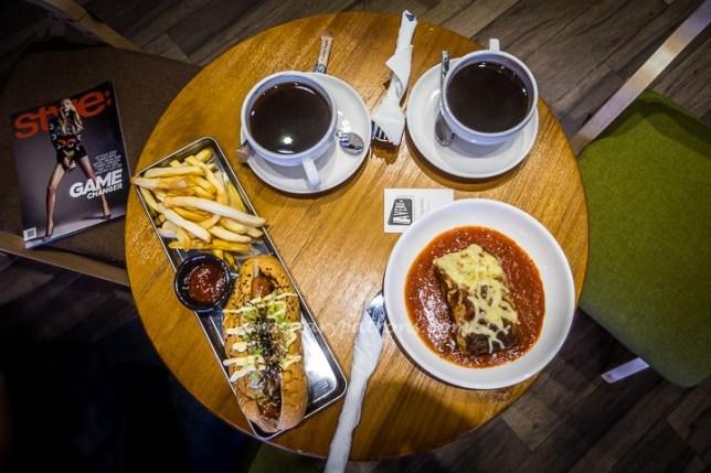 Avenue Cafe Singapore