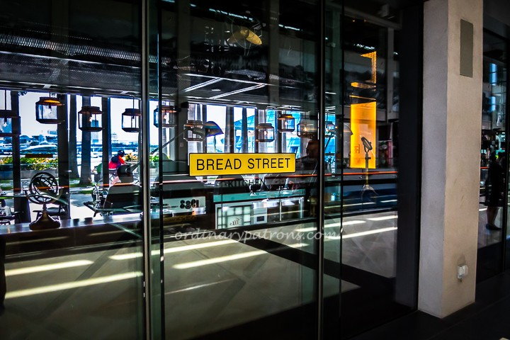 Bread Street Kitchen Singapore Marina Bay Sands