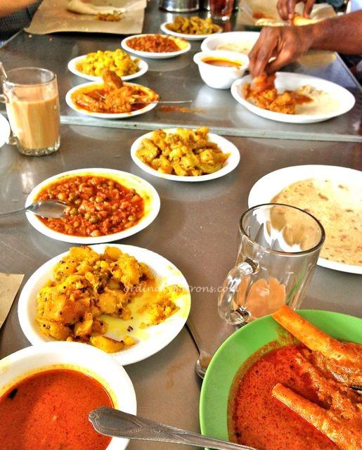 Azmi Chapati Norris Rd1