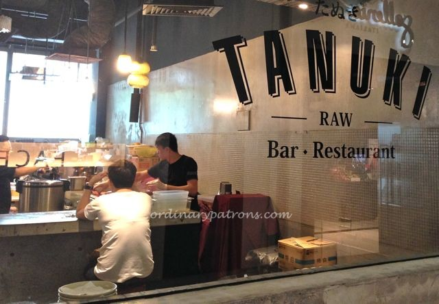 Tanuki Raw Orchard Central1