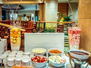 Dinner Buffet at Cafe Brio's Desserts