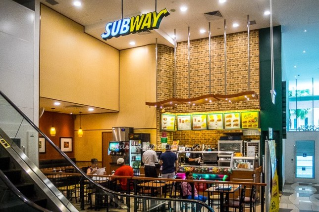 Subway at Claymore Connect