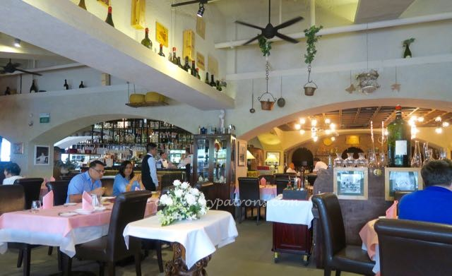 Romantic Restaurants in Singapore