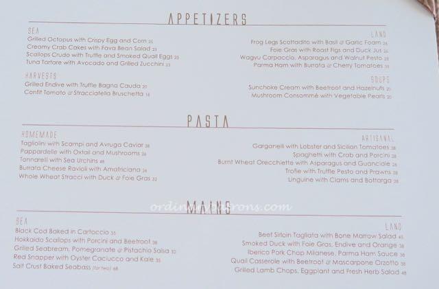 Aura Restaurant National Gallery - 5