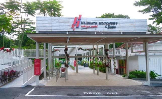 Huber Bistro Singapore - 1