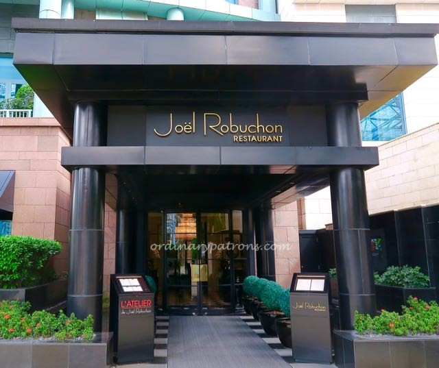 Joël Robuchon Singapore Michelin star restaurant - 5