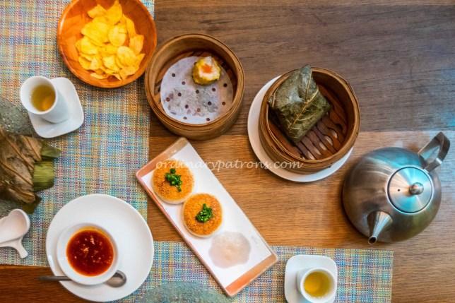 Dim Sum at Majestic Restaurant