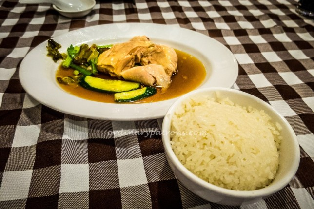 Boon Tong Kee Chicken Rice in Katong