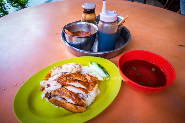 Top Chicken Rice in Tanjong Katong