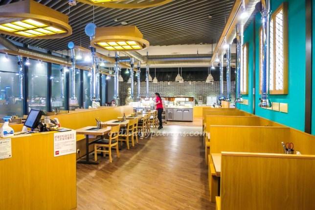Korean BBQ Restaurant at Waterway Point