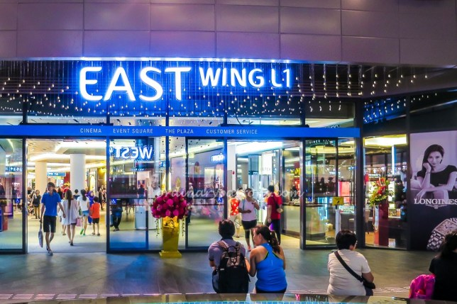 East Wing Waterway Point Food & Restaurants