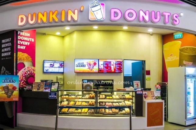 Dukin Donuts Punggol