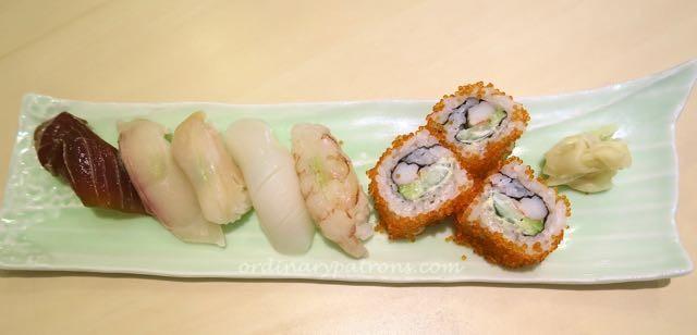 Millenia Walk Tomi Sushi - 11