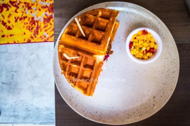 Montana Singapore Waffles