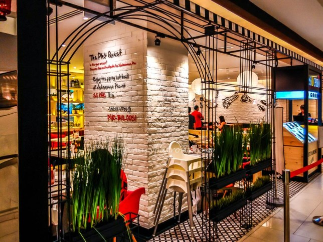 So Pho Vietnamese cafe