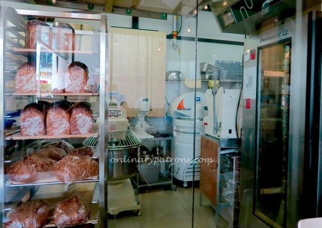 Bread Yard Fusionopolis - 2