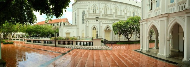 Chijmes Singapore old CHIJ - 1
