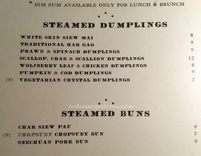 Chop Suey Dempsey Restaurant - 5