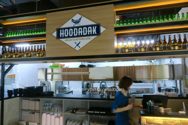 Hoodadak SIngapore Korean Restaurant in Fusionopolis - 1