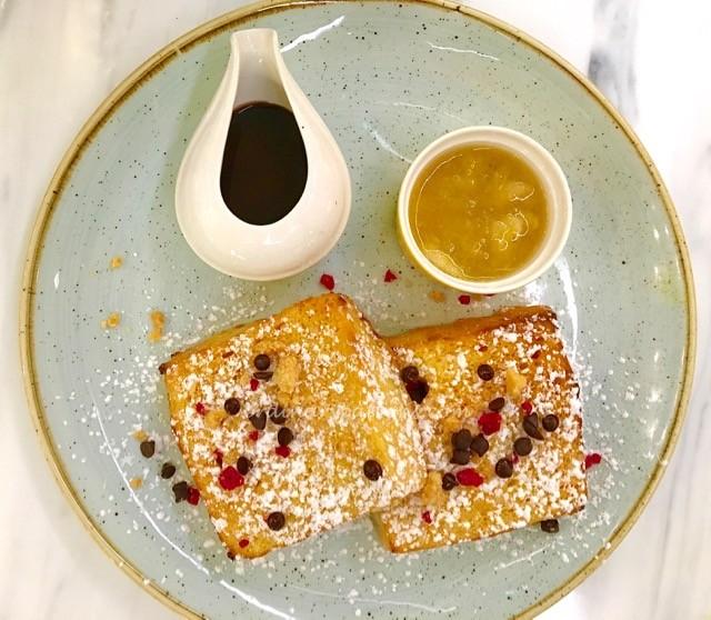 Mon Bijou Cafe Crab Cake, French Toast, Breakfast - 9