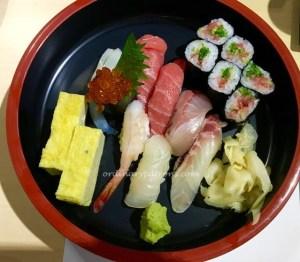 Nakasei Sushi Restaurant Singapore - 11