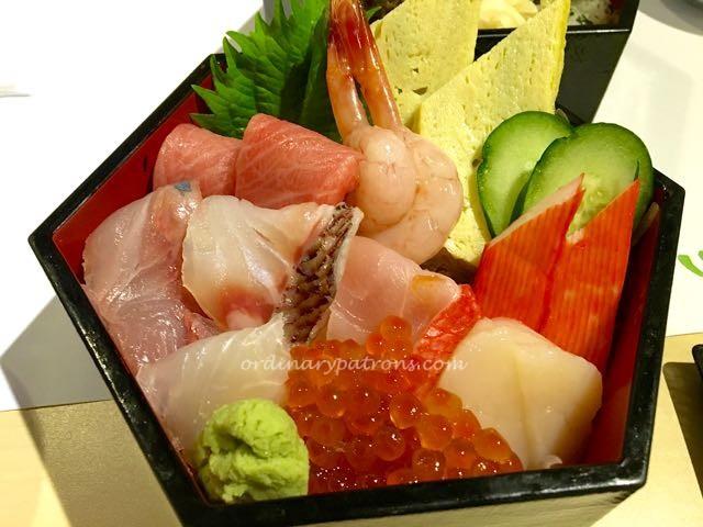 Nakasei Sushi Restaurant Singapore - 9