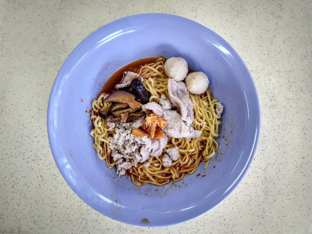 Paya Lebar MRT Food