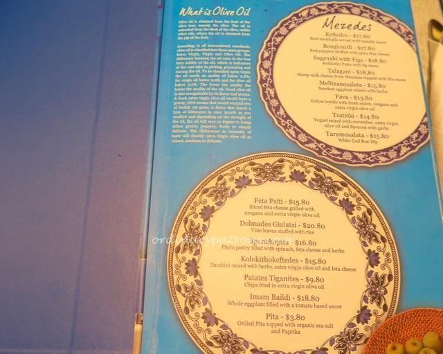 Blu Kouzina Dempsey Greek Restaurant - 3