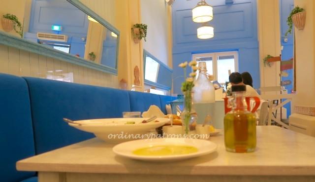 Blu Kouzina Dempsey Greek Restaurant - 8