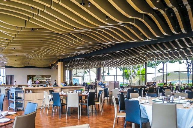 Sky View Kitchen @ Singapore Flyer