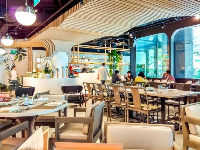 Angela May Food Chapters - new restaurant at Robinsons